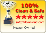 5 Stars Award from soft32download.com