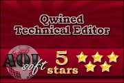 5 Stars from AOL-soft.com
